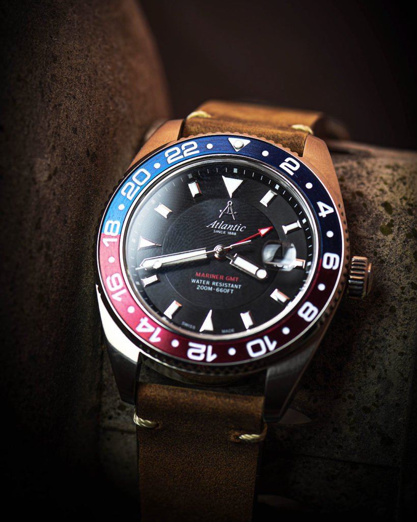 Atlantic Mariner GMT
