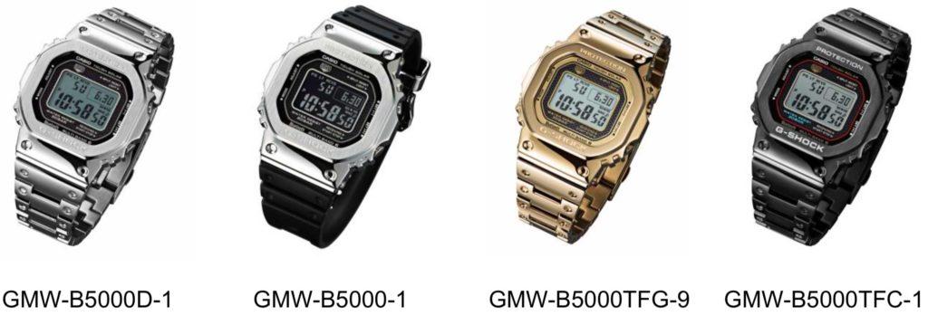 GMW-B5000 Serie