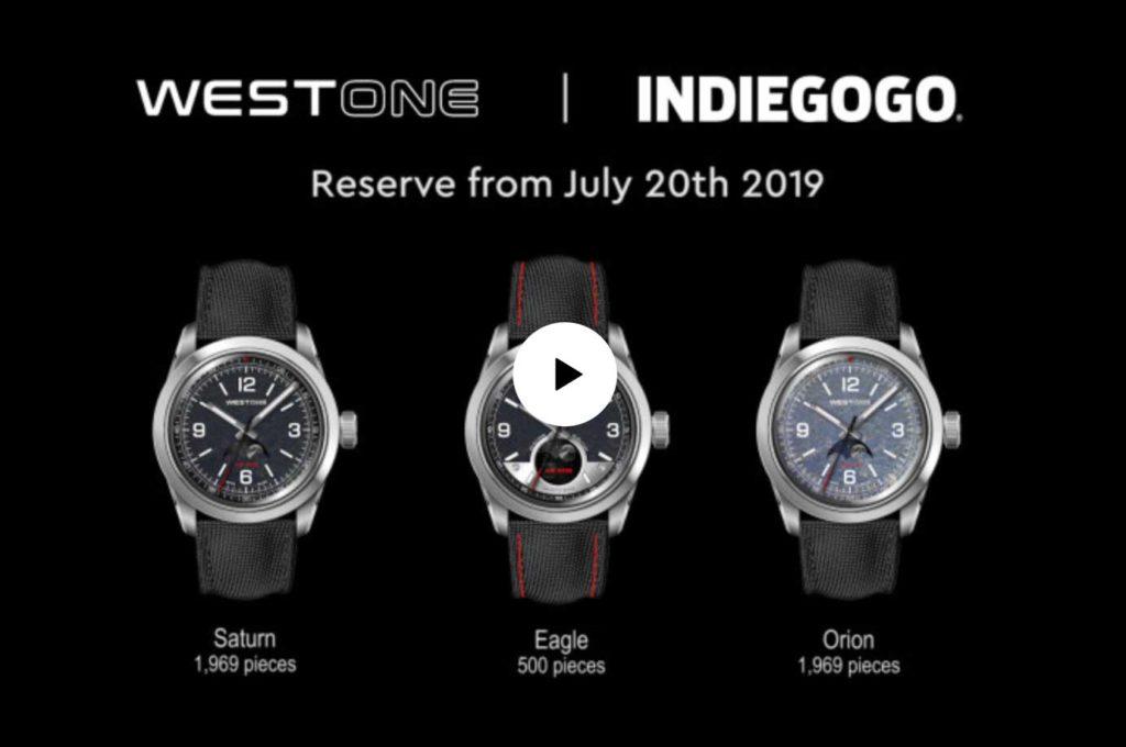 WESTONE Indiegogo