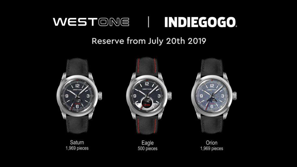 WESTONE - Apollo Watch Collection