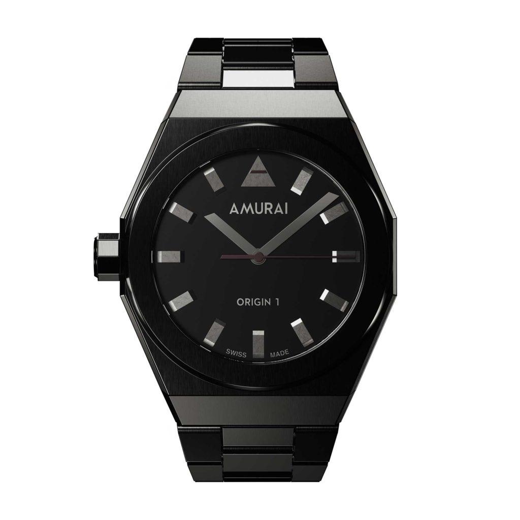 AMURAI Origin 1 - Crown placed at 9 o'clock