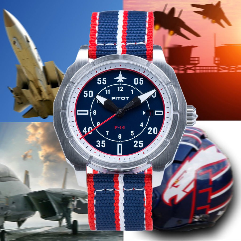 F14 Tomcat automatic watches