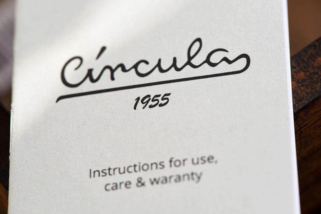 Circula Heritage Handaufzug