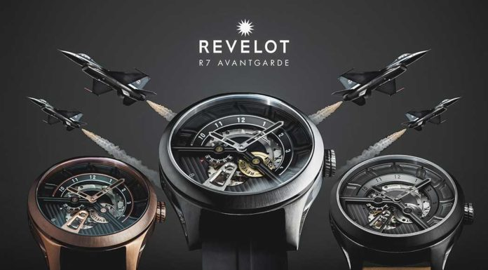 Revelot Watches Avantgarde R7