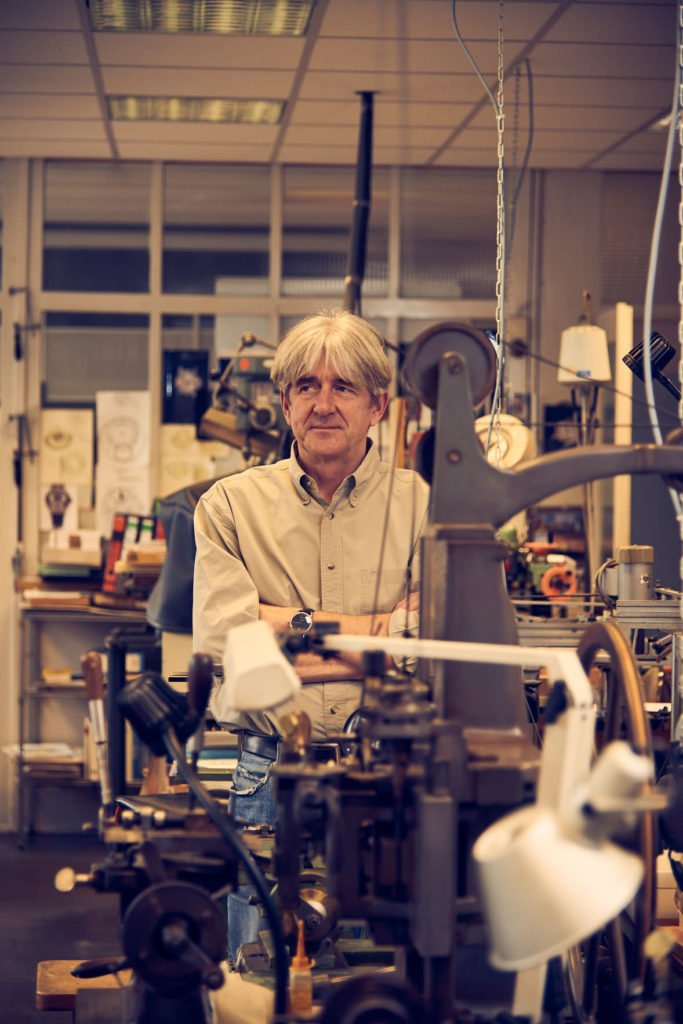 Jochen Benzinger Interview