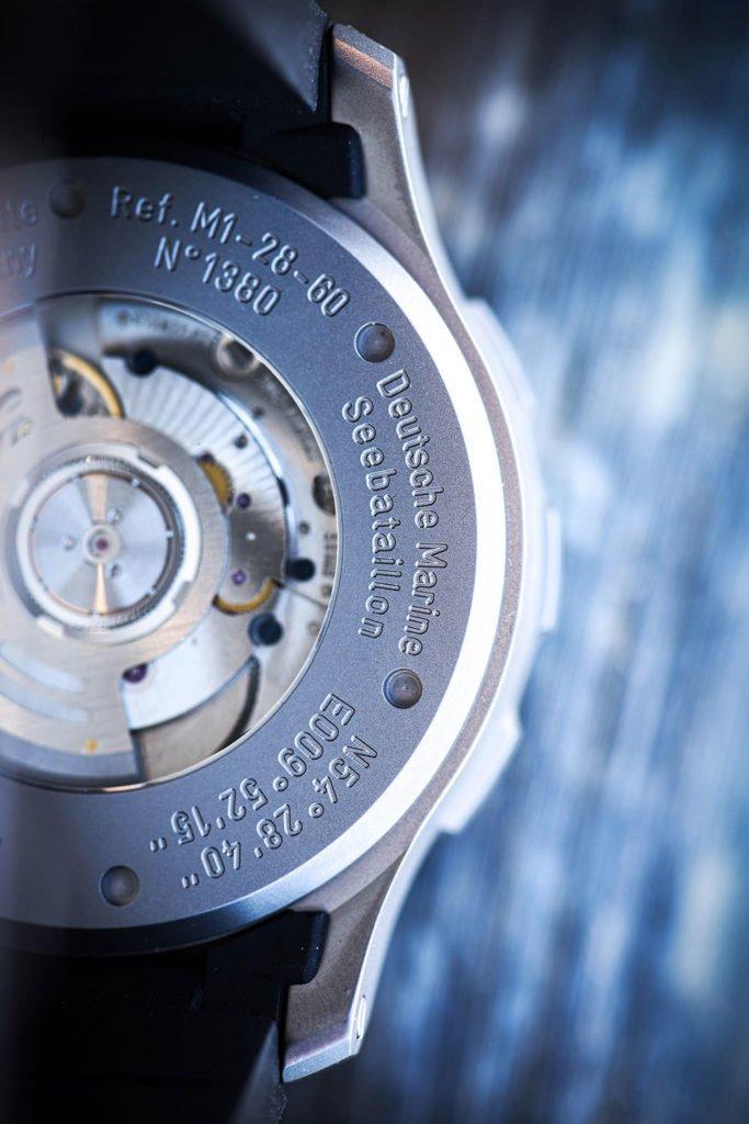 Mühle-Glashütte Seebatallion GMT Review