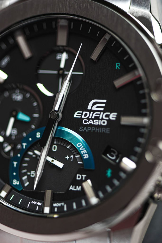 CASIO EDIFICE EQB-1000D-1AER Review