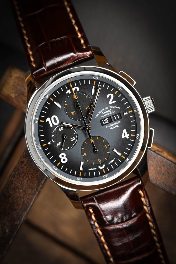 Mühle-Glashütte Lunova Chronograph Review