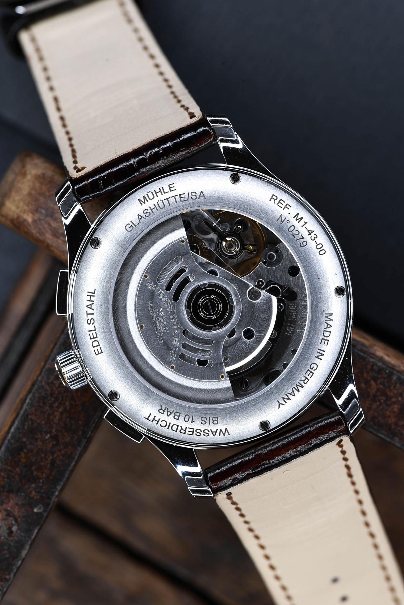 Mühle-Glashütte Lunova Chronograph Review