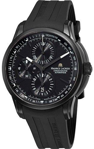 Maurice Lacroix Pontos Black Chronograph Automatik PT6188-SS001-331