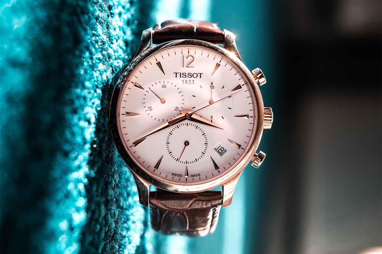 5 Tissot Chronographen bis 500 Euro mit 42 mm - WATCHDAVID ...