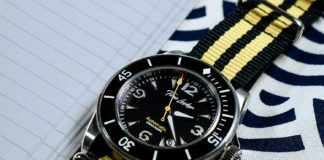 Time Locker Diving Watches