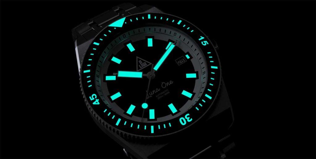 LPW Watch Co Luna One