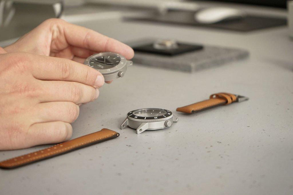 Instrmnt D Series Swiss Mechanical Watch