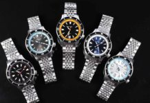 Dificiano Marlin Diver Watch