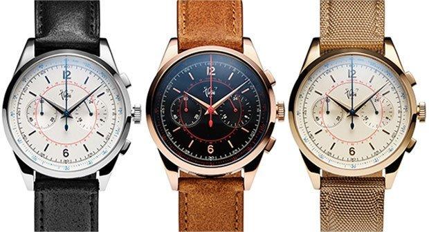 Le Mans 1952 chronograph Quartz Version