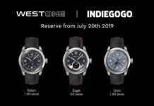 WEST ONE Apollo Watches