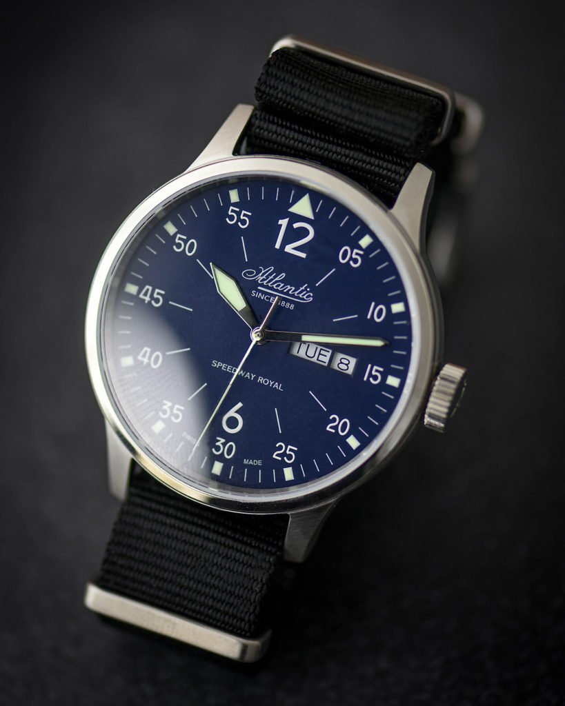 Atlantic Speedway Royal Watches