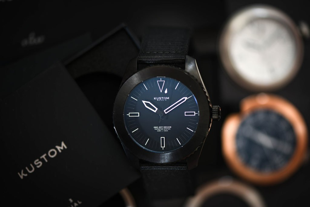 Kustom Watches Review