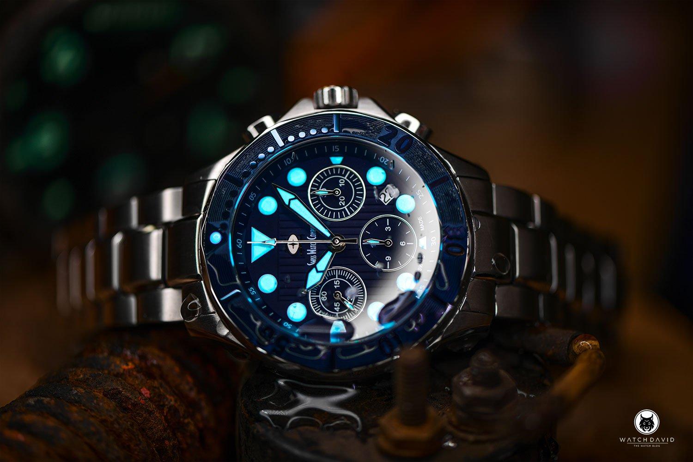 Swiss Watch Company Chronograph