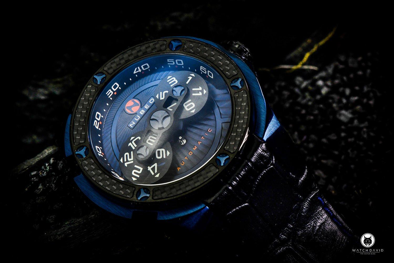 NUBEO Satellite Soyuz Watch Review