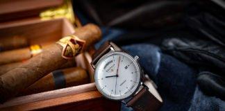 Bauhaus Automatik Uhr 2162