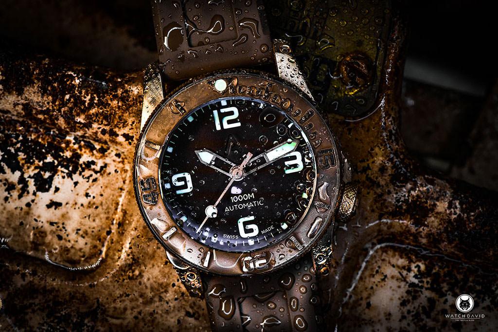 Andersmann Watches Bronze ANN0933