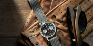 Hamilton Intra-Matic Chronograph H