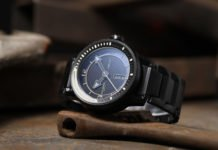OVD Atlantiz Titanium Diver watch