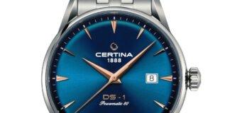 Certina DS-1 Powermatic 80 - C029.807.11.041.02