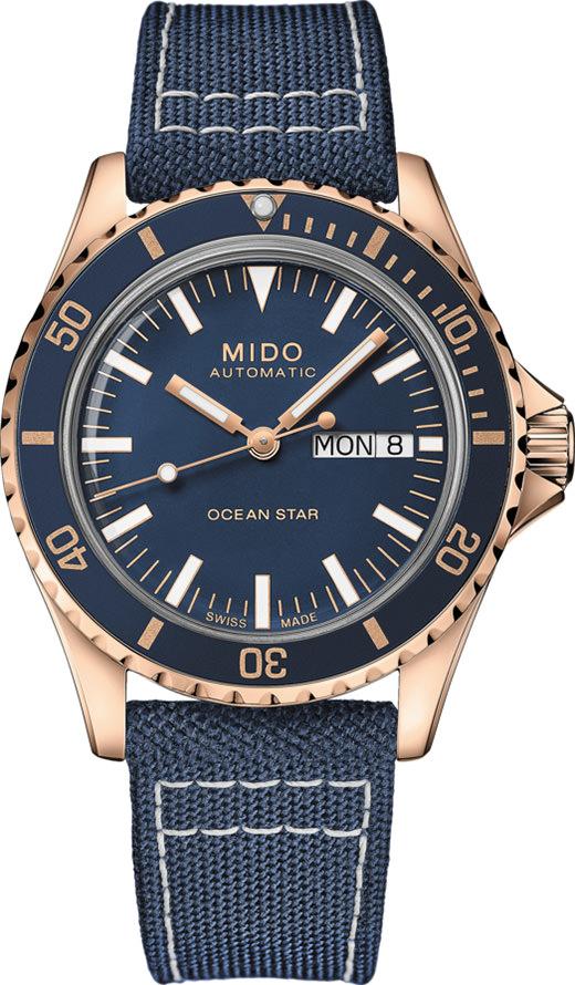 Mido Ocean Star Tribute