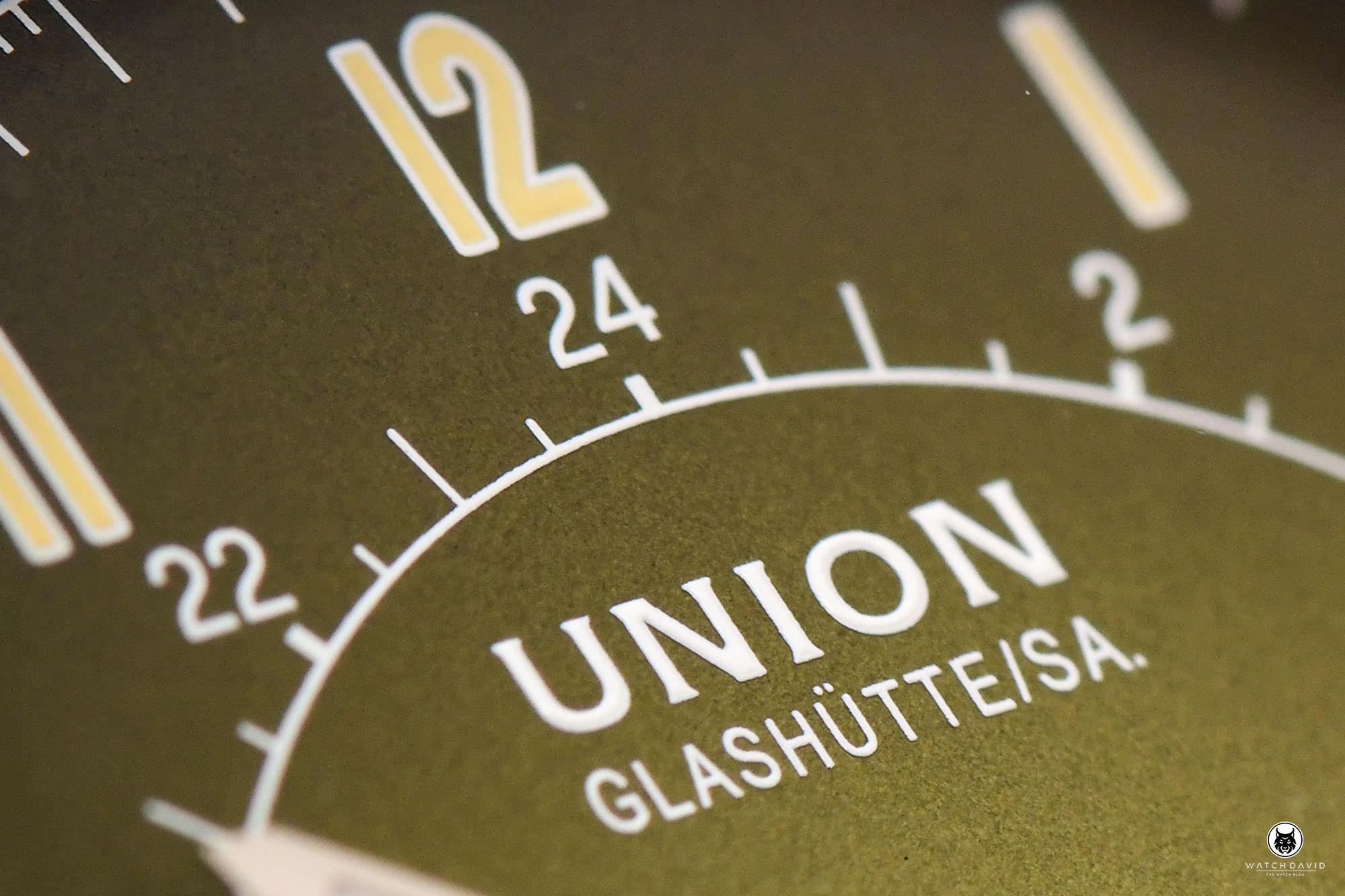 Union Glashütte Belisar Zeitzone Review