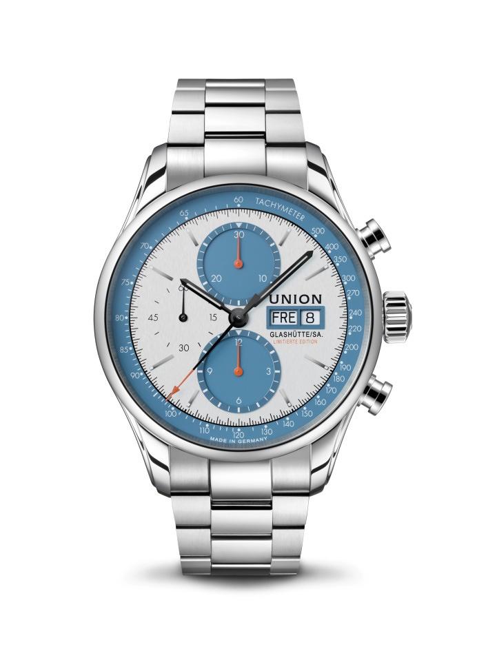 Viro Chronograph Silvretta Klassik 2021